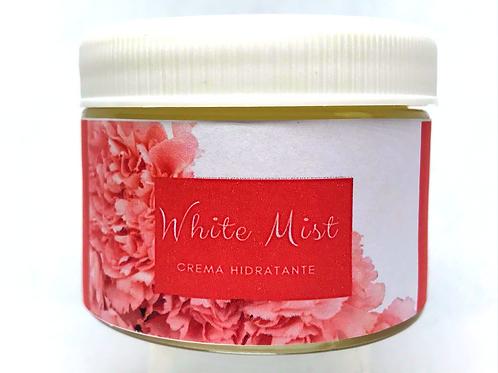 """Crema hidratante """"White Mist"""""""