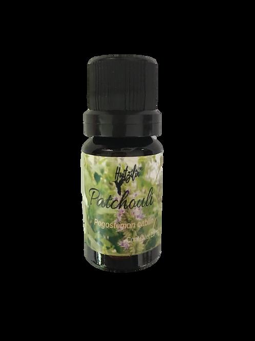Aceite Esencial de Patchouli (Pogostemon cablin)