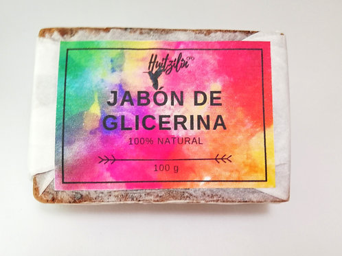 Jabón de Café y Bálsamo de Perú (100g)
