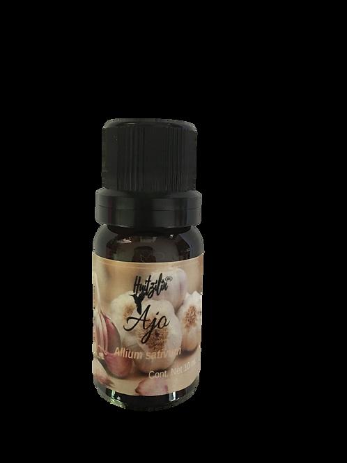 Aceite Esencial de Ajo (Allium sativum)