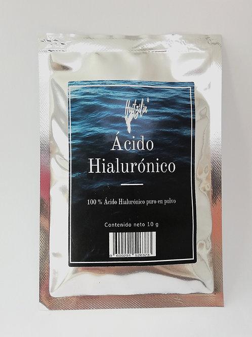Ácido Hialurónico en Polvo (10g)