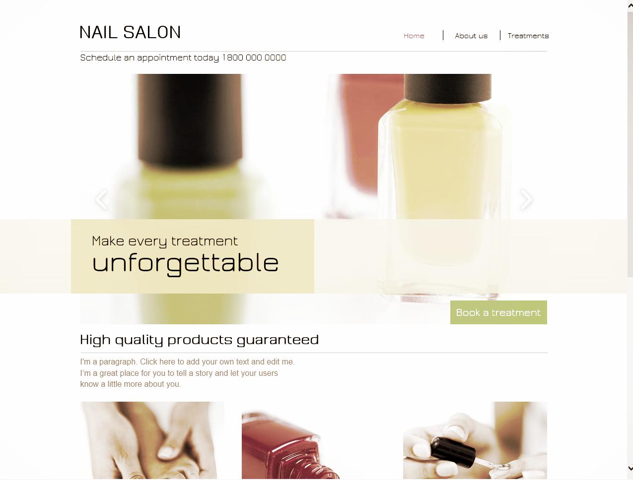 Νail Salon