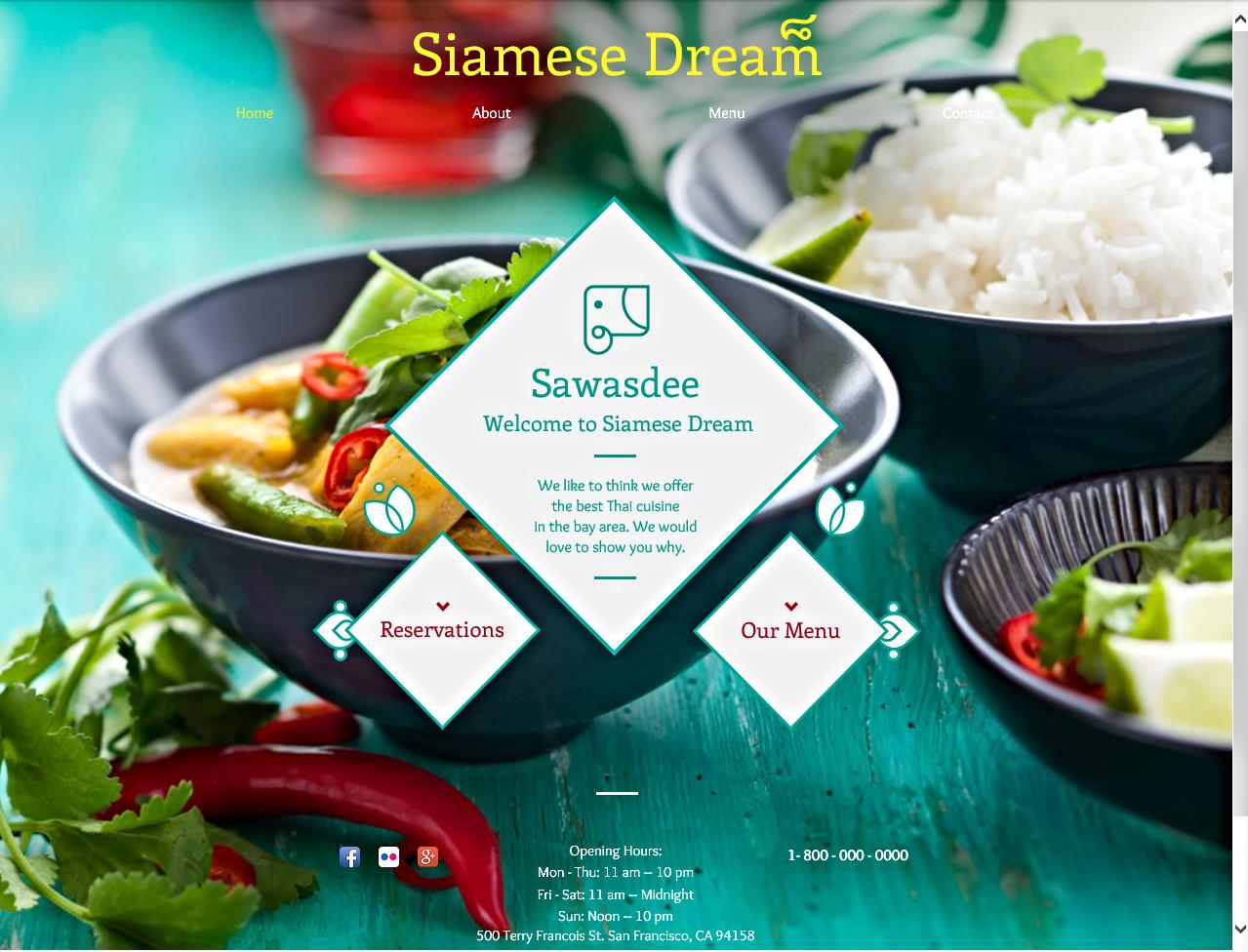 Thai Εστιατόριο