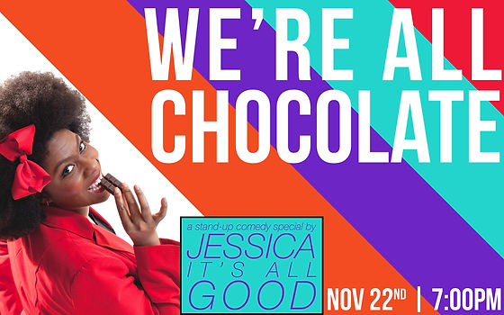We Are All Chocolate - Web Logo w Date-0