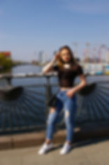 Streetstyle-Trends Berlin: Shooting auf der Oberbaumbrücke