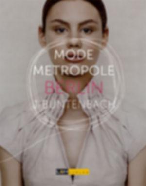 Das Buch Mode Metropole Berlin