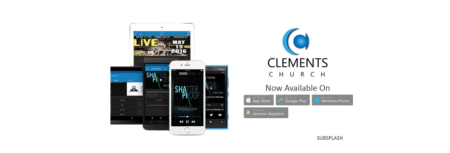 Clements Mobile App