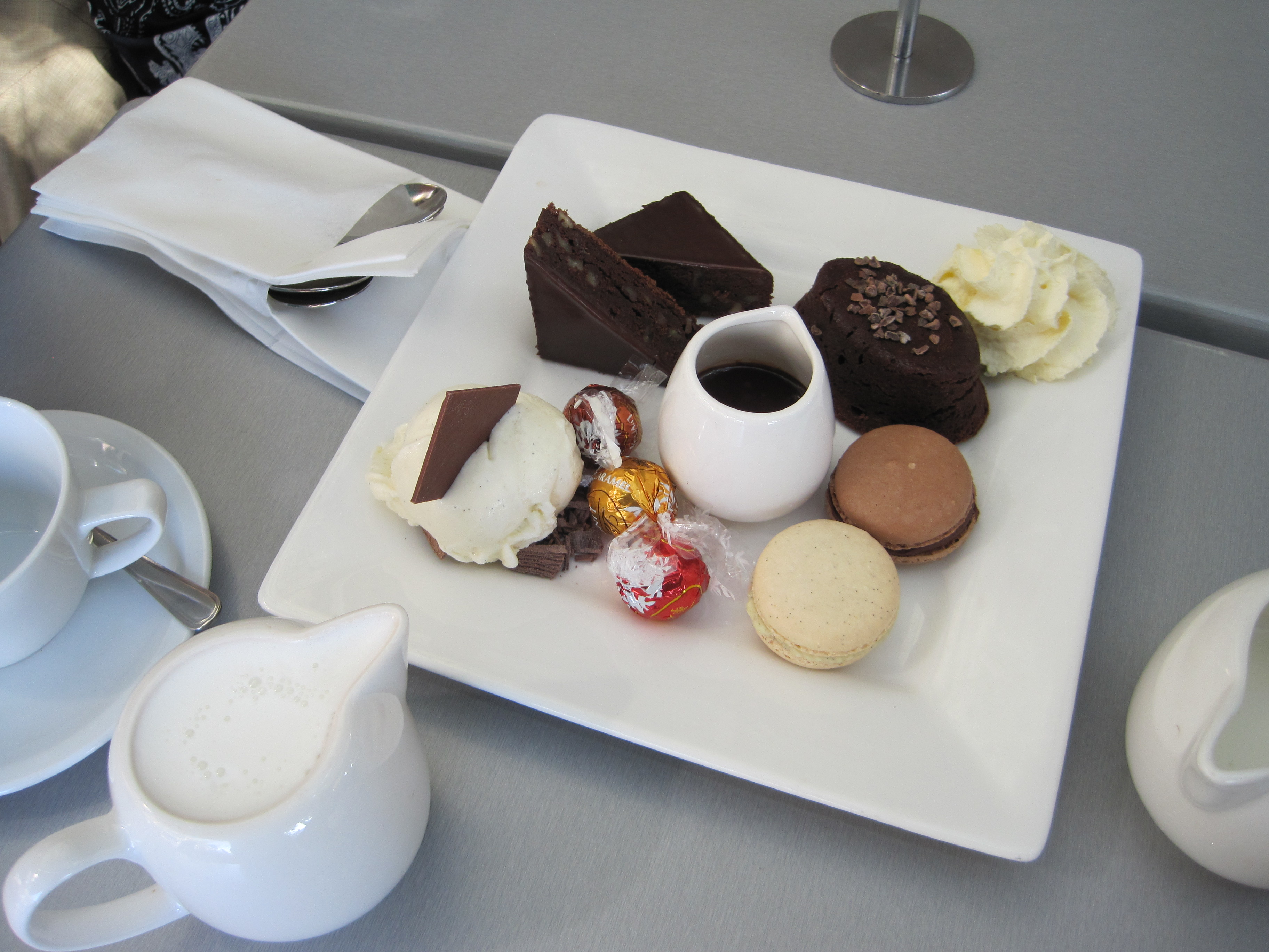 Lindt Chocolate Cafe Darling Harbour