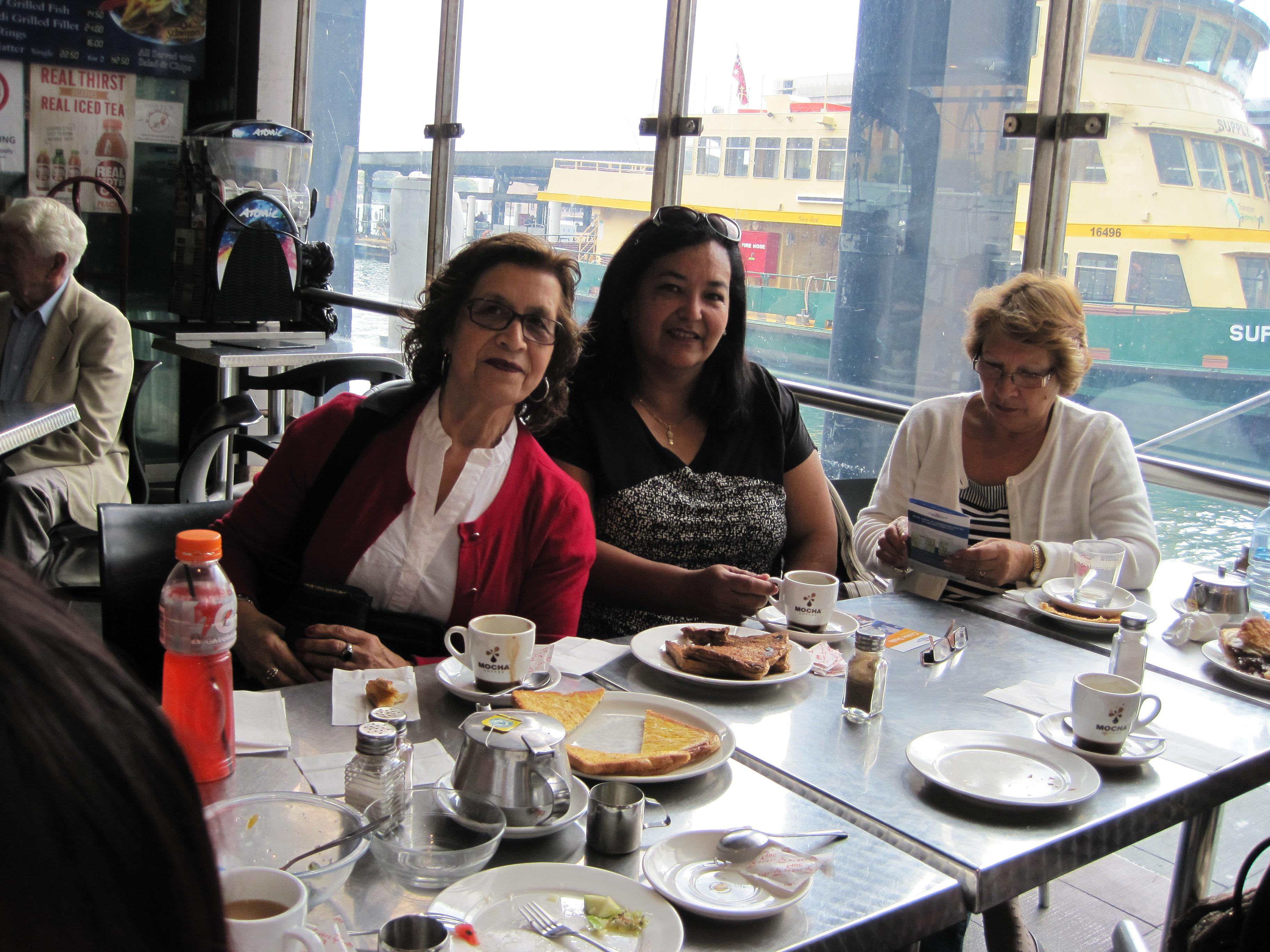 Balbina, Bertha & Eliana