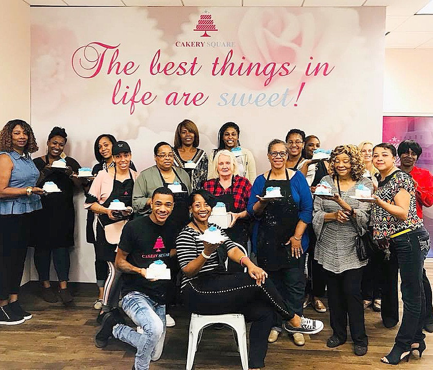 Mobile Decorating Class