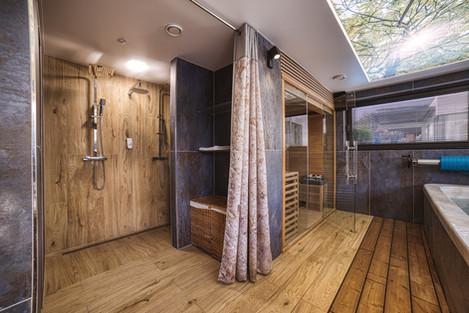 Ochladzovacie sprchy
