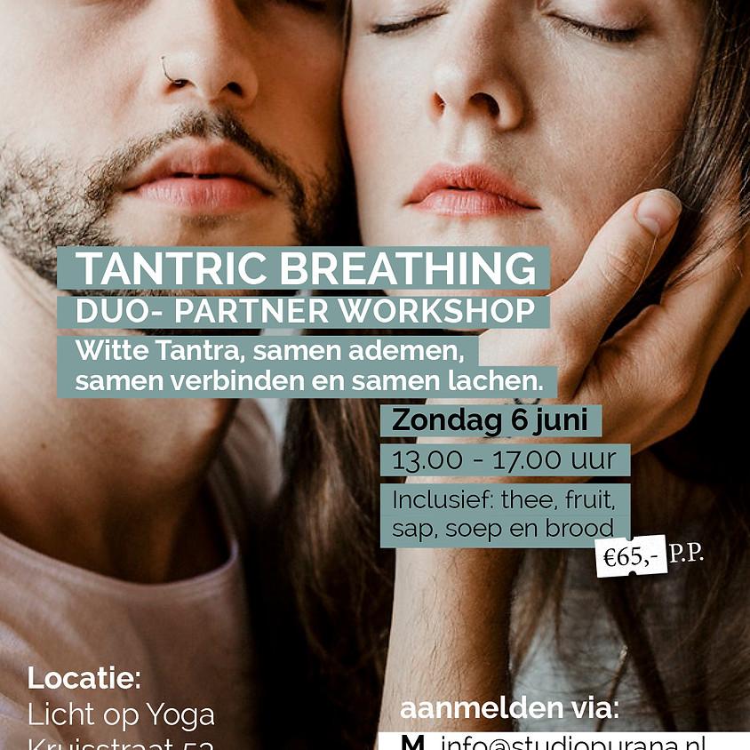 Tantric Breathing Duo workshop Zondag 06 Juni