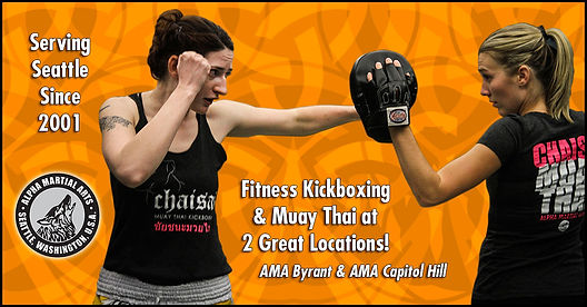 Alpha Martial Arts Kickboxing Web Special