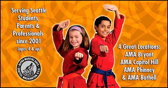 Alpha Martial Arts Web Special