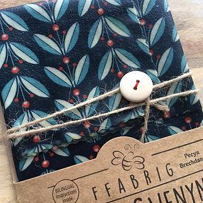 organic beeswax wrap