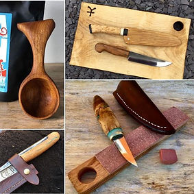 Hand crafted products from Ynys Twca