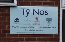 Night Shelter Wrexham / Ty Nos