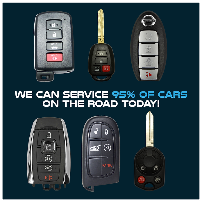 Car Keys LLC | About Us | The Auto Locksmith You Can Depend On | We can service approximately 95% of cars on the road today | Proudly serving Western Pennsylvania (Pittsburgh Area), Eastern Ohio, West Virginia, and Gainesville Florida