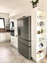 Kuchyňská linka v provensálském stylu