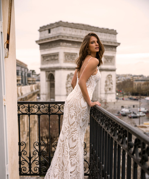 Madi Lane India Wedding Dress
