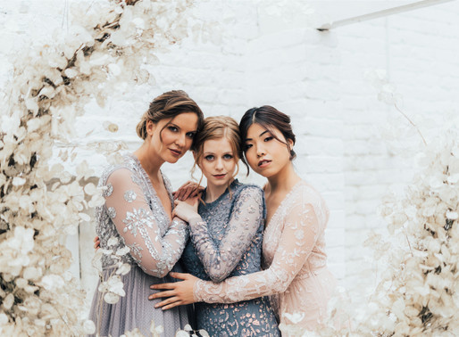 A spotlight on bridal hair and makeup with artist Storme