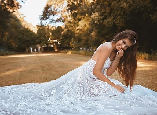 Whats Trending in Bridal