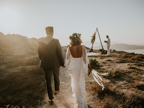 Destination Weddings and Your Dress!