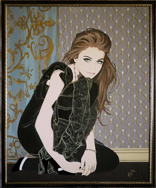 Vanilla Otterbourne (Black)