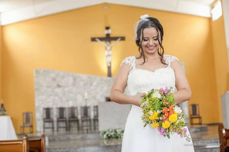 Vestido de noiva campo1