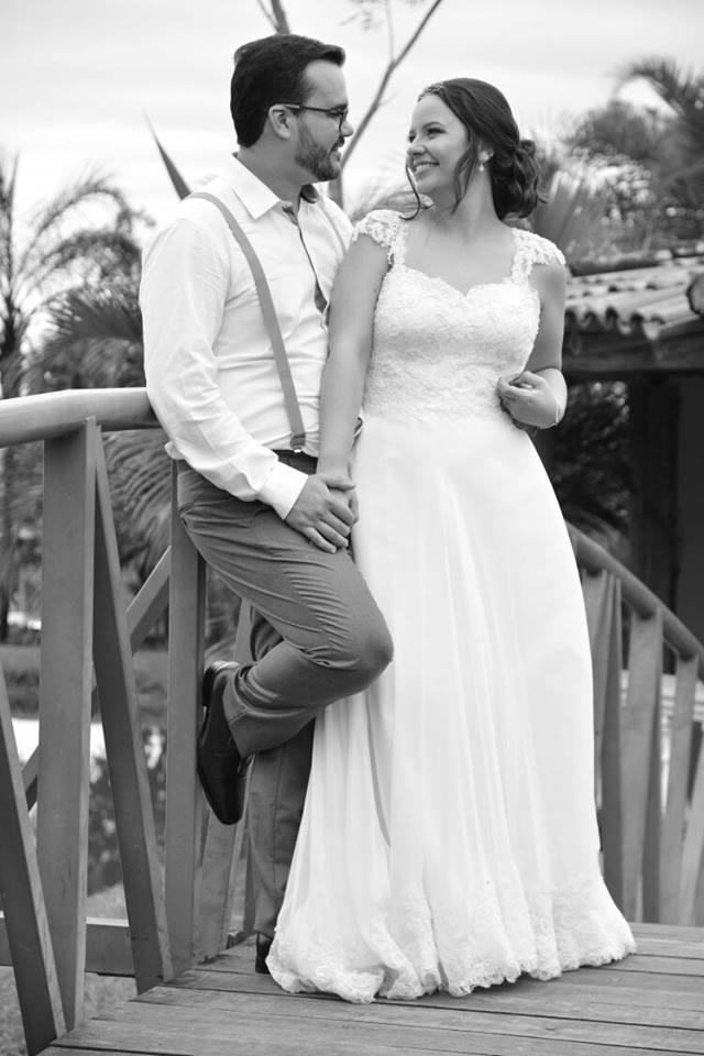 Vestido de noiva campo 3
