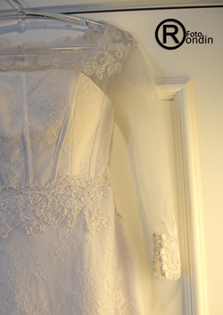 Vestido de noiva manga longa 2