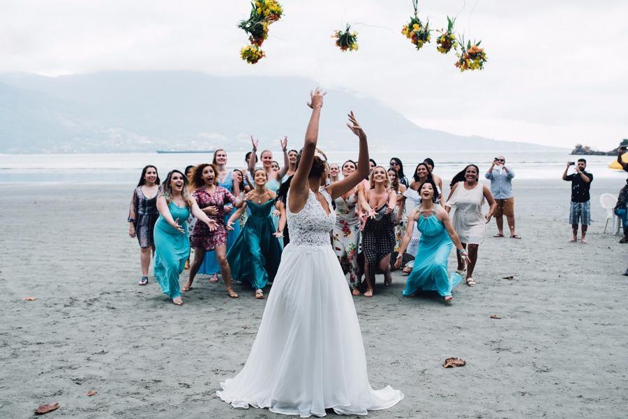 Vestido de noiva leve praia 4