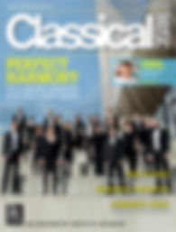 Classical Music Magazine. June 2017