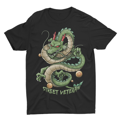 Street Veteran Dragon Tee