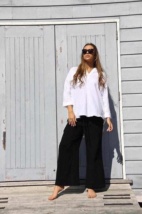 Nina Shirt - White