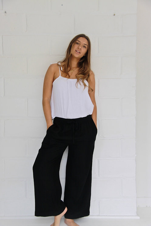 Tully Pant - Black