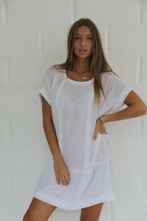 Molly Dress - White