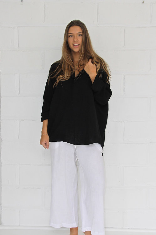 Tully Pant - White