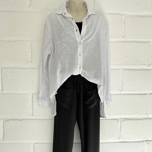 Jessie Shirt - White
