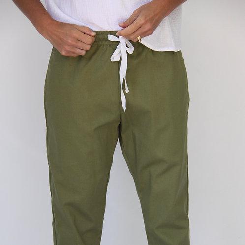 Bonny Pant - Olive