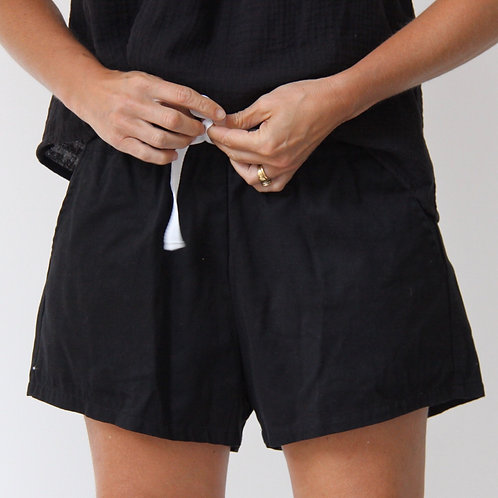Chloe Shorts - Black
