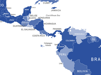 Hedge accounting as confidence measure in Central and South America