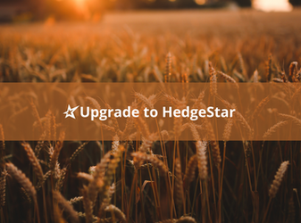 Upgrade to HedgeStar