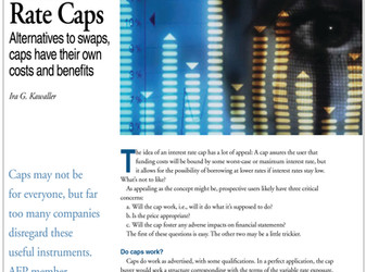 Assessing Interest Rate Caps