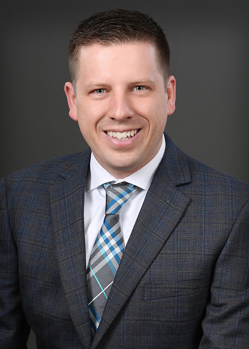 Justin Krieg, VP MPT Services