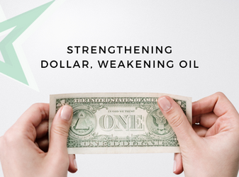 HedgeTalk: Strengthening Dollar, Weakening Oil