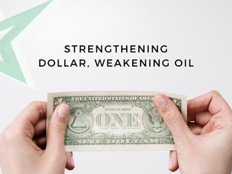 HedgeTalk: Strengthening Dollar, Weakening Oil