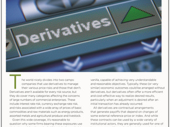Mythbusters: Debunking the myths about derivatives