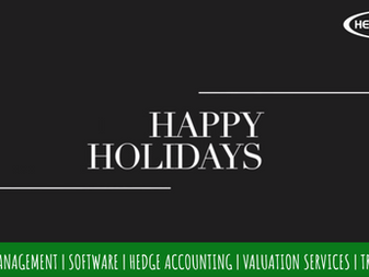 Happy Holidays From HedgeStar