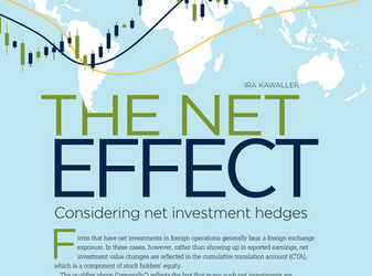 The Net Effect - Considering Net Investment Hedges